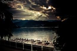 Gorgeous scenery. Lake Bled, Slovenia, June 2013. Photo © Deja'vu Gallery