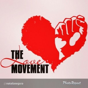the revolution of the love movement