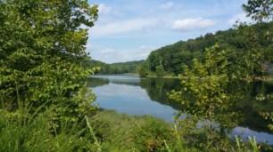 nature photography, serene lake