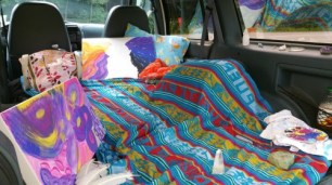 gypsy van, gypsy travel, hippy