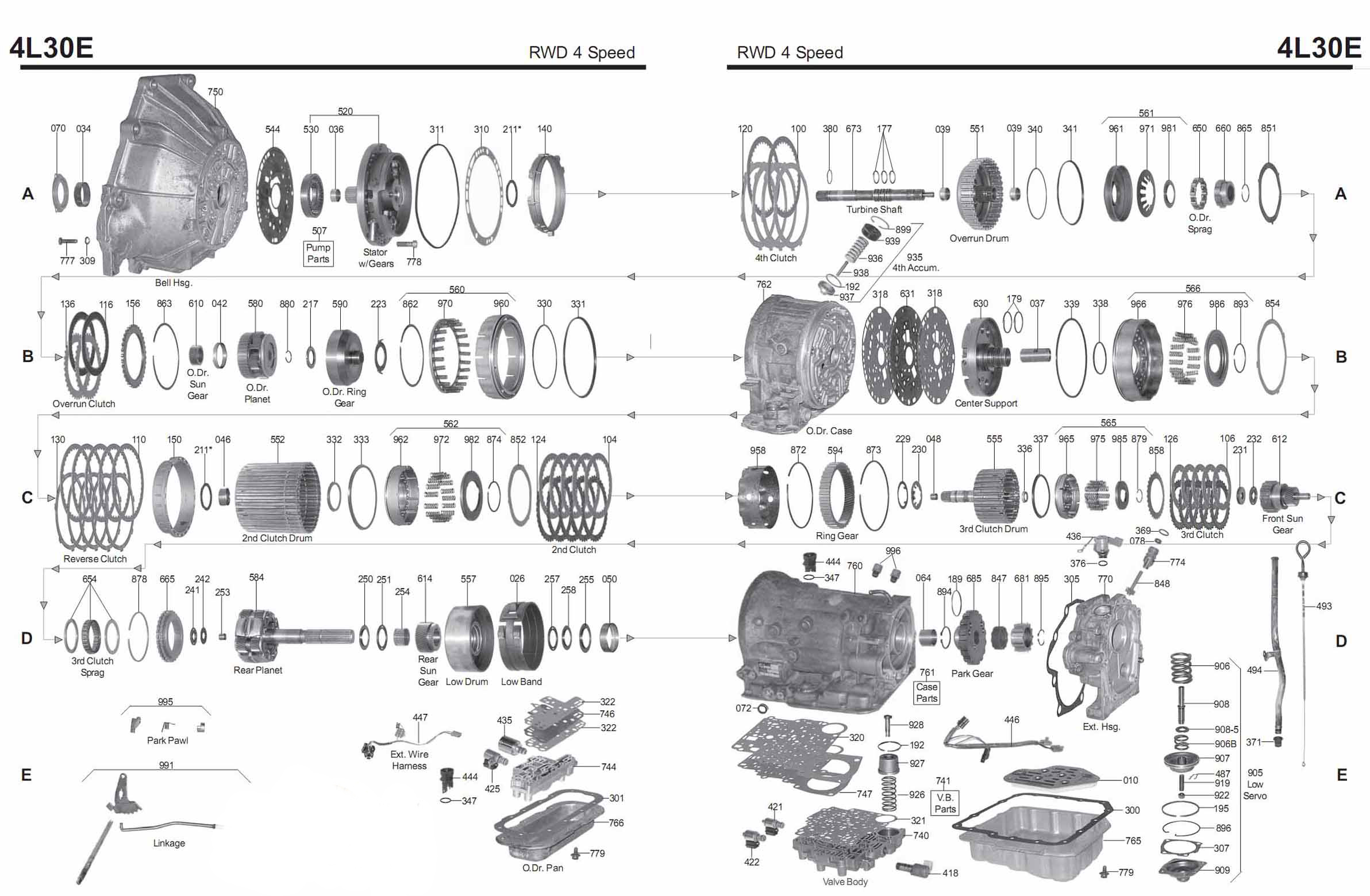 tags: #input sensor for 4t65e transmission exploded view#4t65e transmission  solenoid locations#gm 4t65e transmission gaskets#4t65e transmission diagram