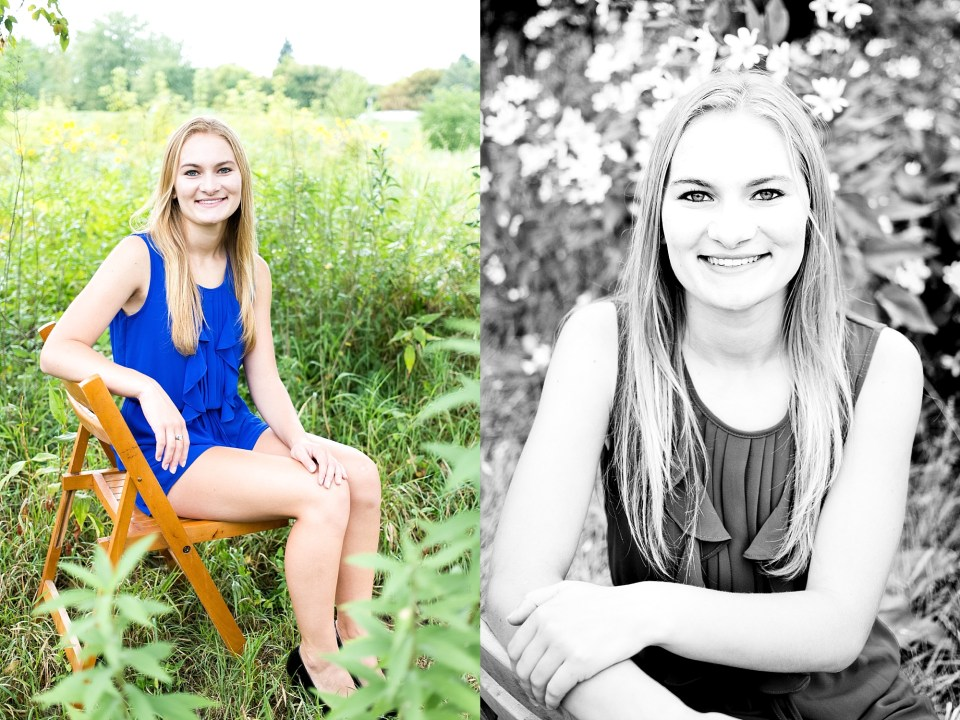 Fargo High School Senior
