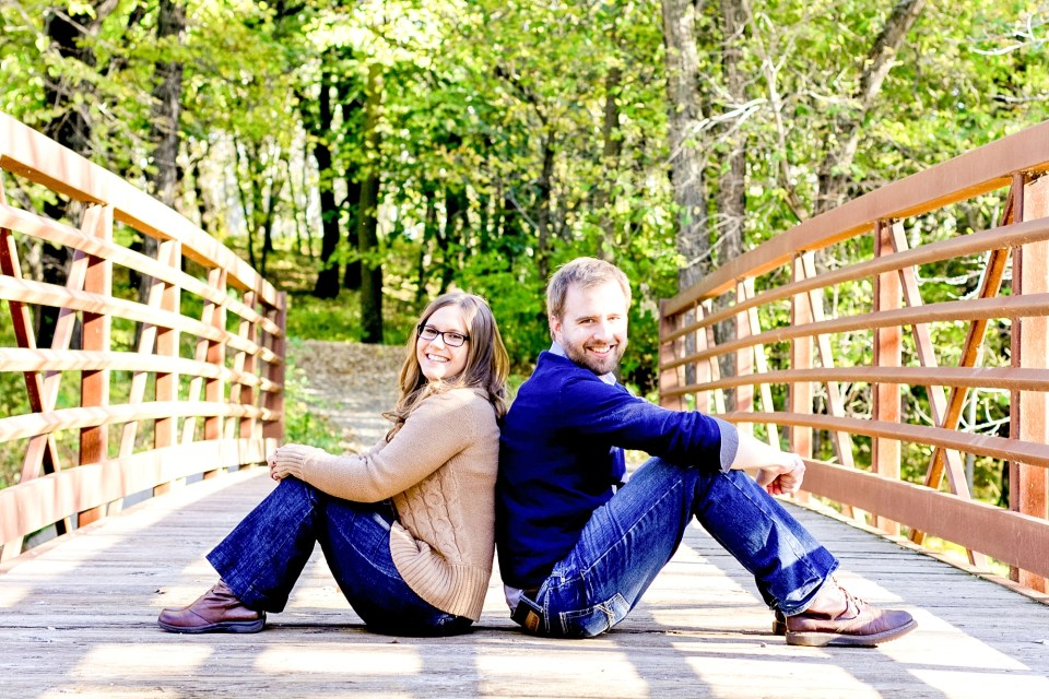 Buffalo River State Park Engagement Session
