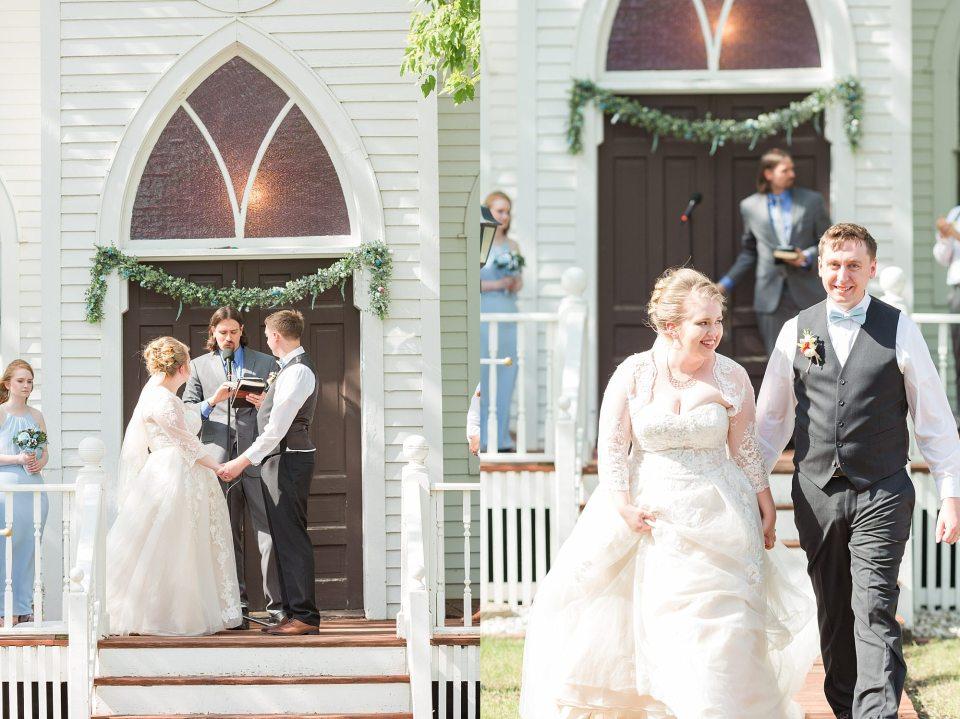 A Friend's House as an outdoor farm Wedding Venue in Fargo
