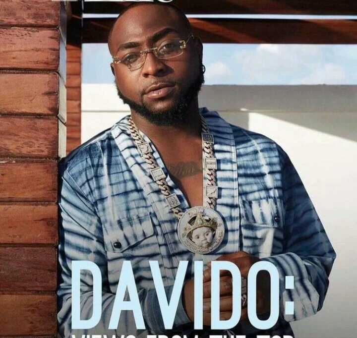 Epic reply Davido gave a follower who said his song 'Jowo is nonsense'