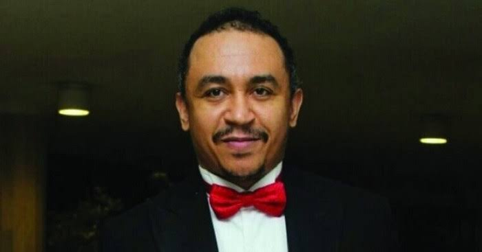 Daddy Freeze condemns those criticizing Destiny Etiko for the clingy jumpsuit she wore during a visit to the office of Kogi State Governor Yahaya Bello