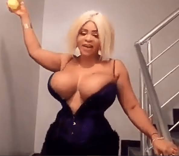 'A pastor once grabbed my Breast$ & asked for $ex' – Actress, Cossy Orjiakor 0DC32ACB 14E2 4D0D 8C45 62A2F3278A7A