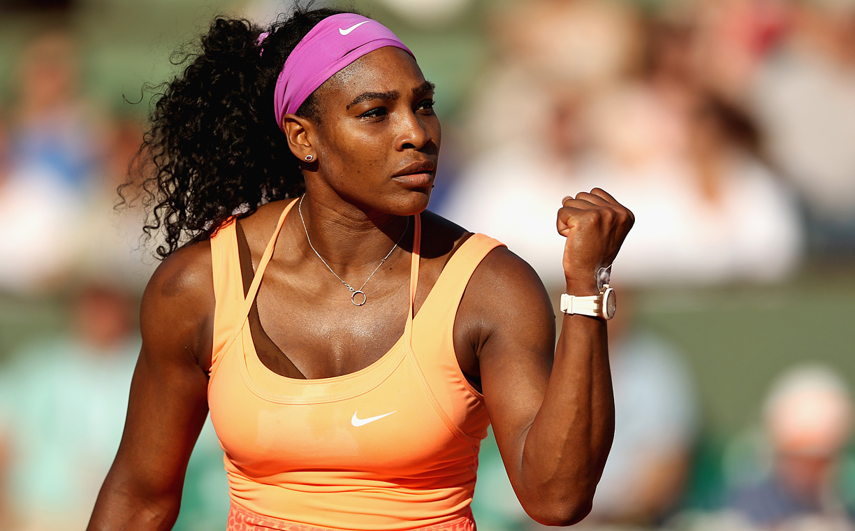 70 veces Serena