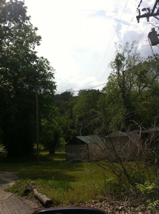 Joplin countryside