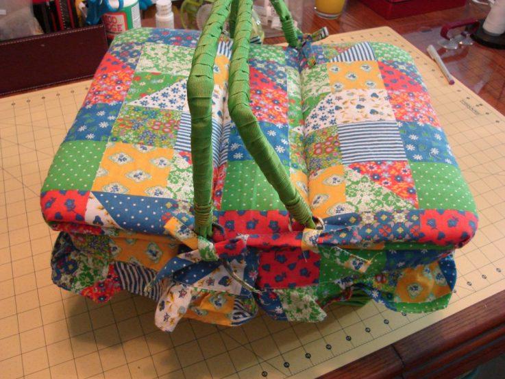 My sewing basket