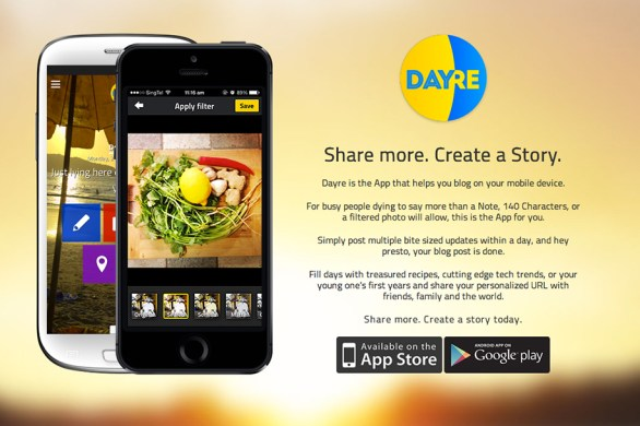 Dayre App