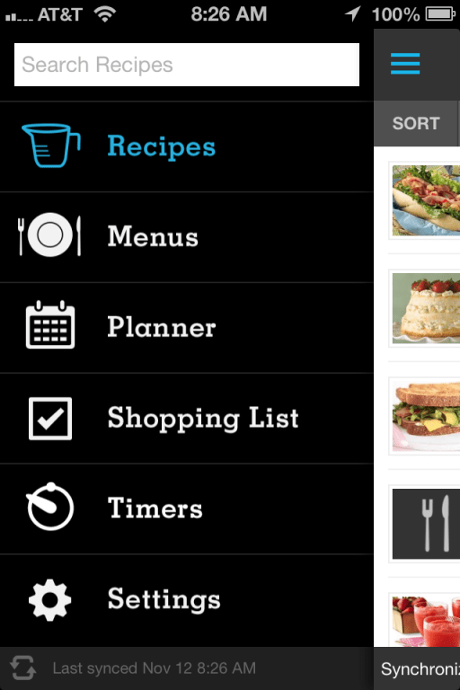 Peper Plate App