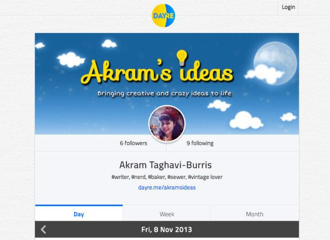 Akram's Ideas Dayre