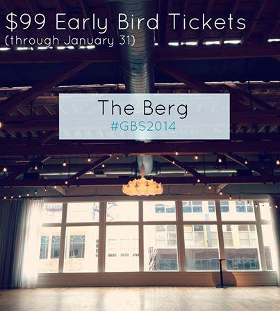 Go Blog Social 2014 Berg Event Center