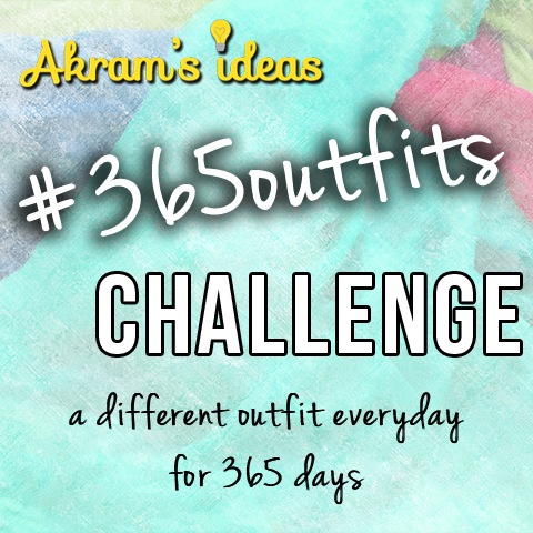 #365outfits Challenge badge