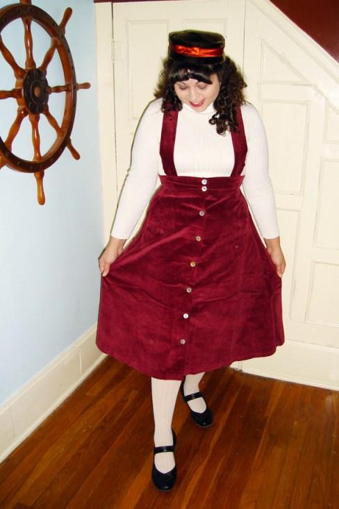 Dirndl Skirt