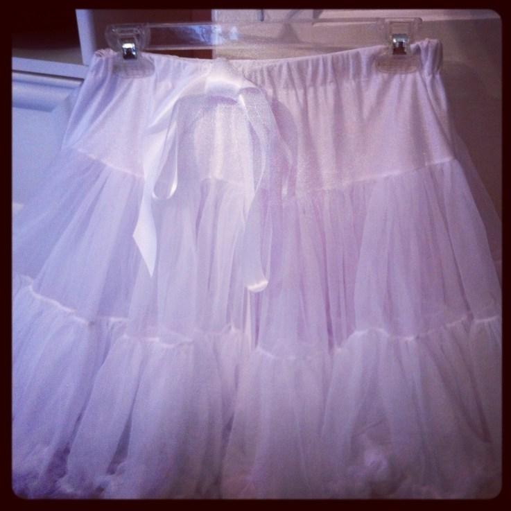 Dorris Designs Petticoat