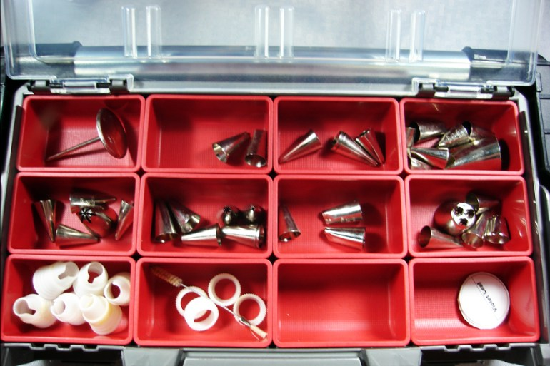 Akram's Ideas: Frosting Toolbox