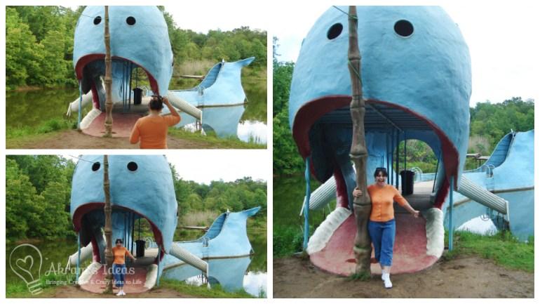 blue whale Catoosa Oklahoma eaten