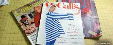 Akram's Ideas: Vintage Magazines