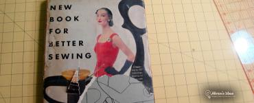 Akram's Ideas: Vogue's New Book for Better Sewing