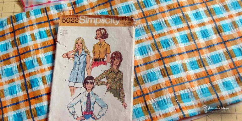 Simplicity 5022 Pattern