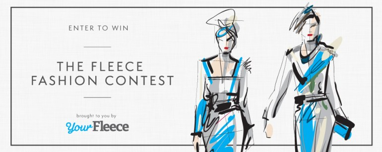 Your Fleece Fashion Contest