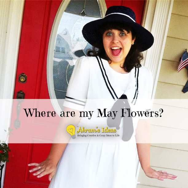 Akram's Ideas : Where are my May Flowers?