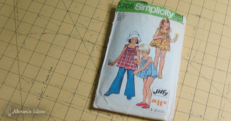Simplicity 5705
