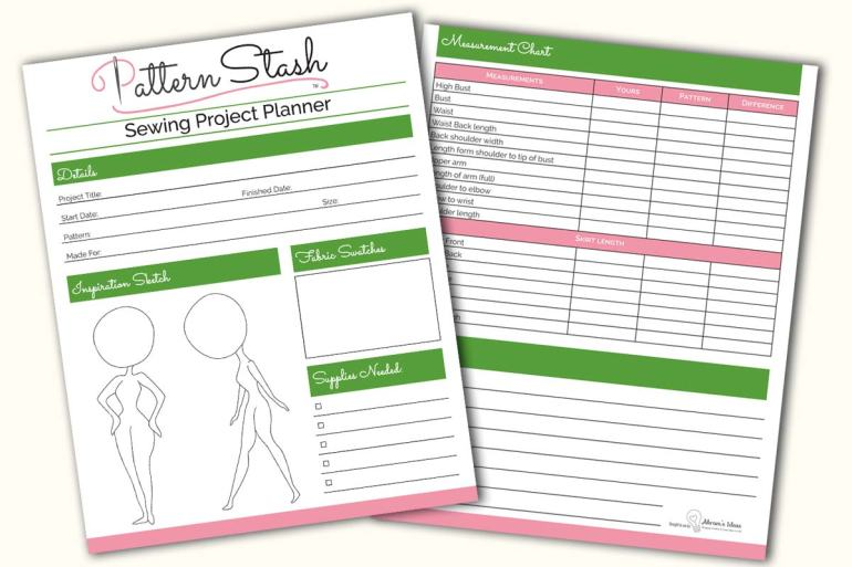 Sewing Project Planner