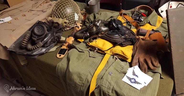 Akram's Ideas: WWII Solider's Uniforms