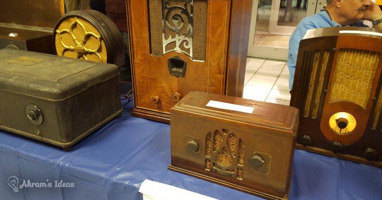 Akram's Ideas: Vintage Radios