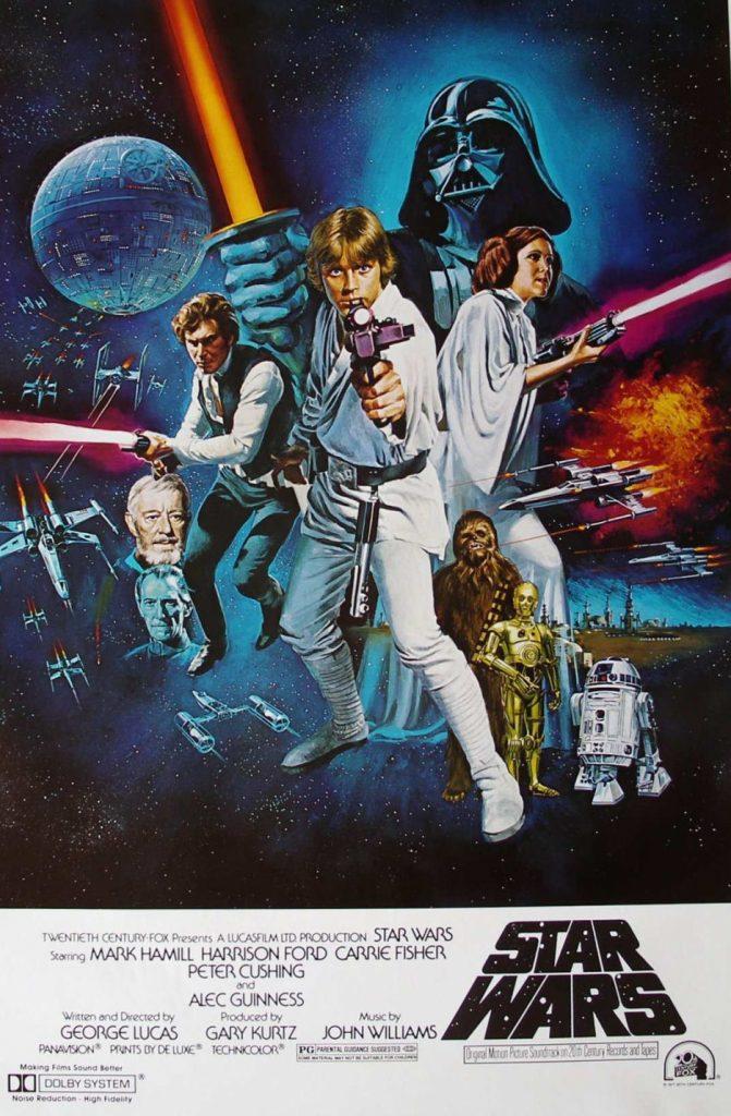 Star Wars IV A New Hope