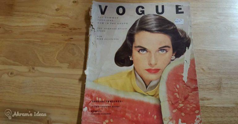 Vogue June 1951