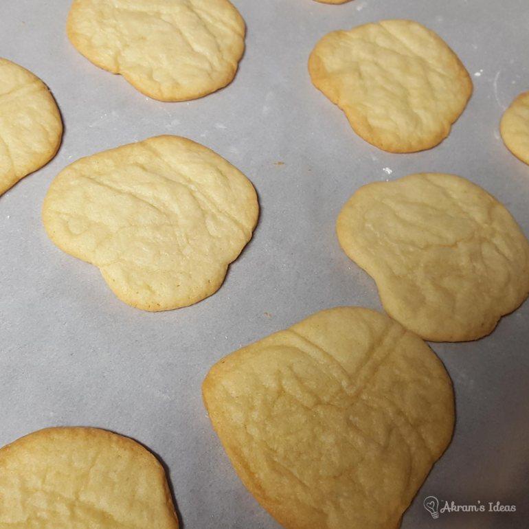 Star Wars sugar cookies baked