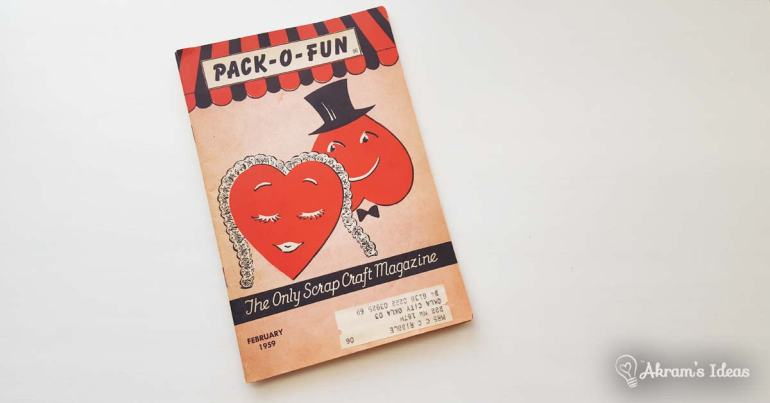 1959 February issue of Pack-o-Fun