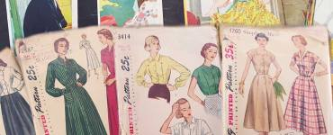 Akram's Ideas: February Vintage Finds & The Vintage Tulsa Show