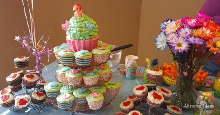 Akram's Ideas Cupcakes