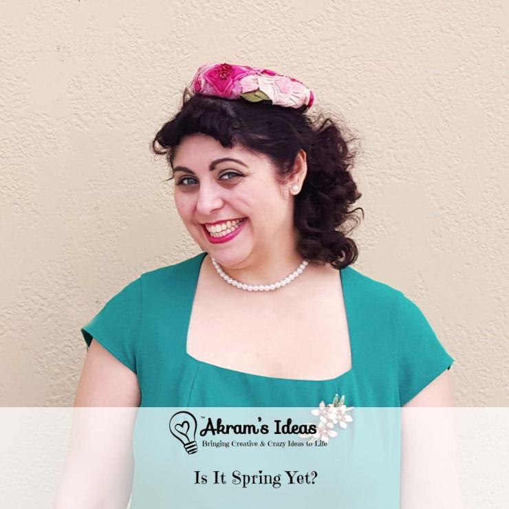 Akram's Ideas: Is It Spring Yet?