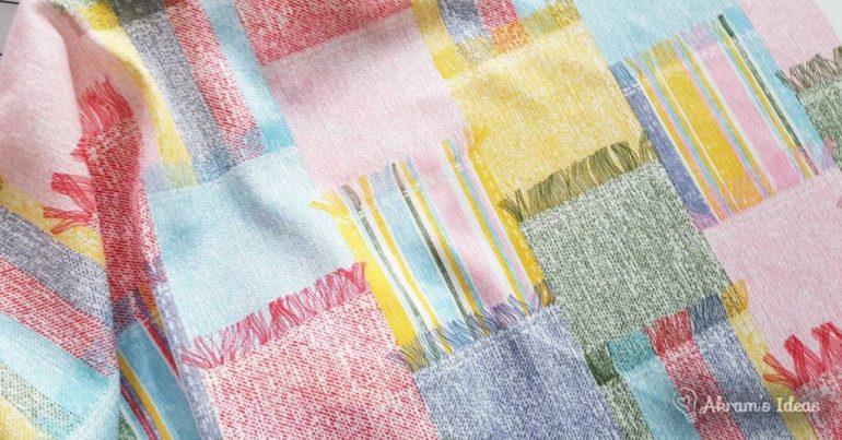 Akram's Ideas: Jersey Polyester