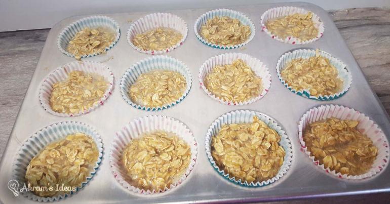 Akram's Ideas: Oatmeal Muffins
