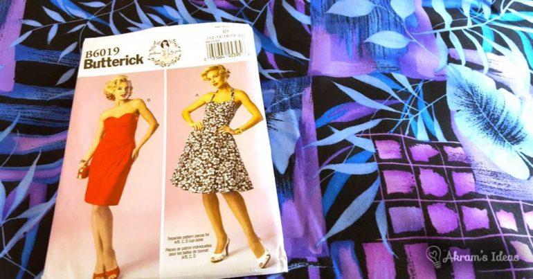 Akram's Ideas Tiki dress plans