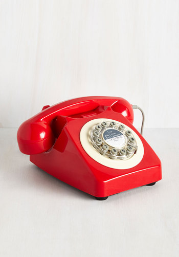 Modcloth Ring True Desk Phone