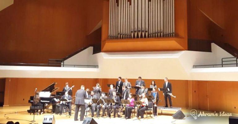 Oklahoma University Jazz Ensemble