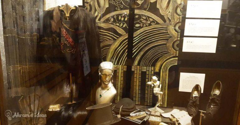 Art Deco Fashion Acessories