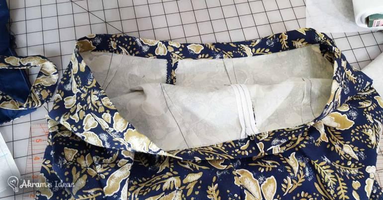 Butterick 6354 shorts