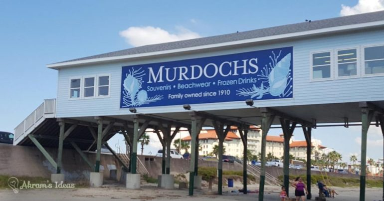 Murdoch's Bathhouse - Galveston , TX