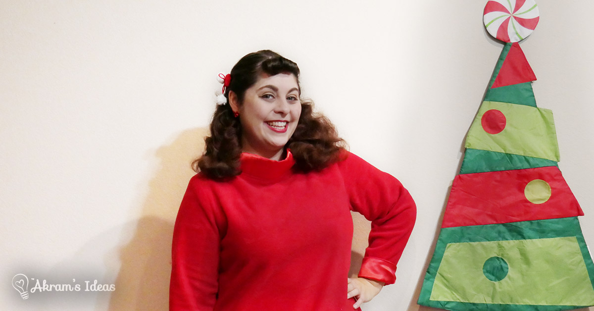 The Little Red Dress Project-Fleece Coco