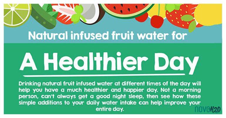 Novo H2o - Healthier Day