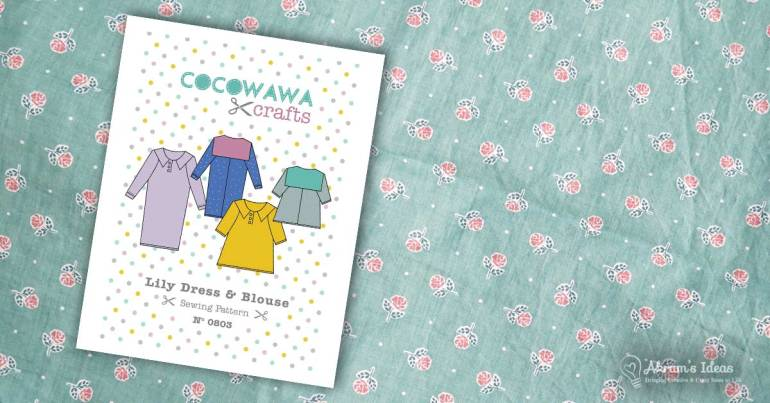 Coco Wawa Crafts Lily Blouse